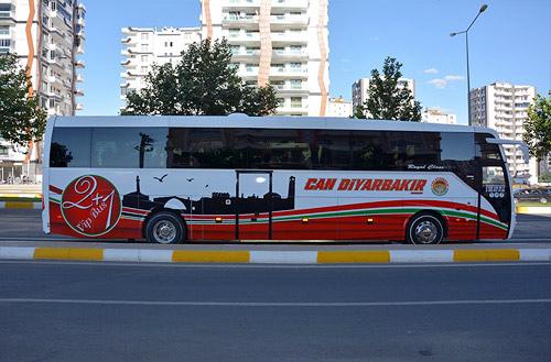Can Diyarbakır - Otobüs Bileti
